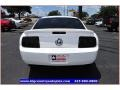 2007 Performance White Ford Mustang V6 Premium Coupe  photo #4