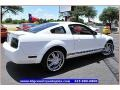 2007 Performance White Ford Mustang V6 Premium Coupe  photo #6