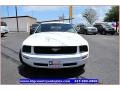 2007 Performance White Ford Mustang V6 Premium Coupe  photo #10