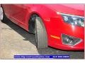 2011 Red Candy Metallic Ford Fusion SEL V6  photo #11
