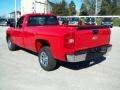 2012 Victory Red Chevrolet Silverado 1500 Work Truck Regular Cab  photo #2