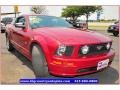 2006 Redfire Metallic Ford Mustang GT Premium Coupe  photo #9