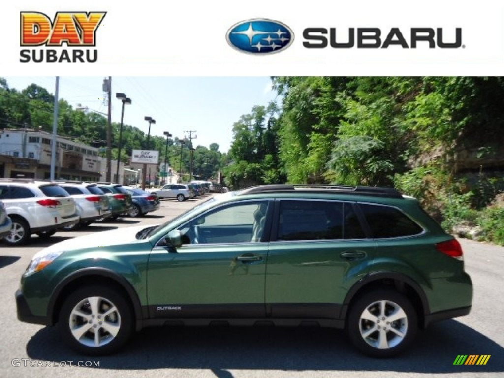 2013 cypress green pearl subaru outback 25i limited 67845295 cypress green pearl subaru outback vanachro Choice Image