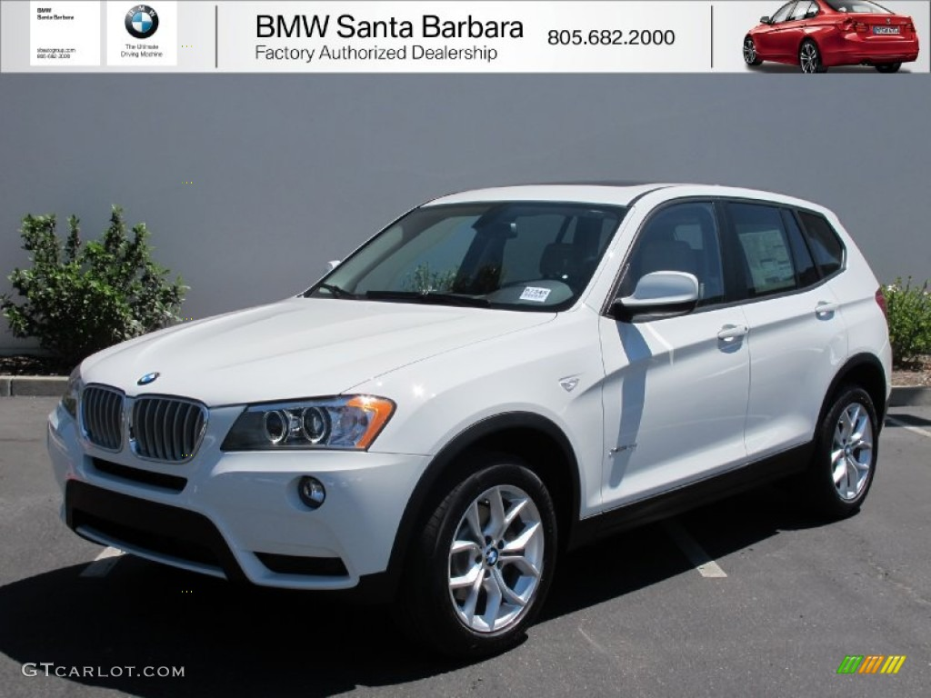 2013 alpine white bmw x3 xdrive 35i 67845279 gtcarlot. Black Bedroom Furniture Sets. Home Design Ideas