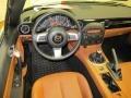 Tan 2006 Mazda MX-5 Miata Interiors