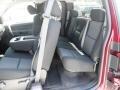 Sonoma Red Metallic - Sierra 1500 SL Extended Cab Photo No. 11