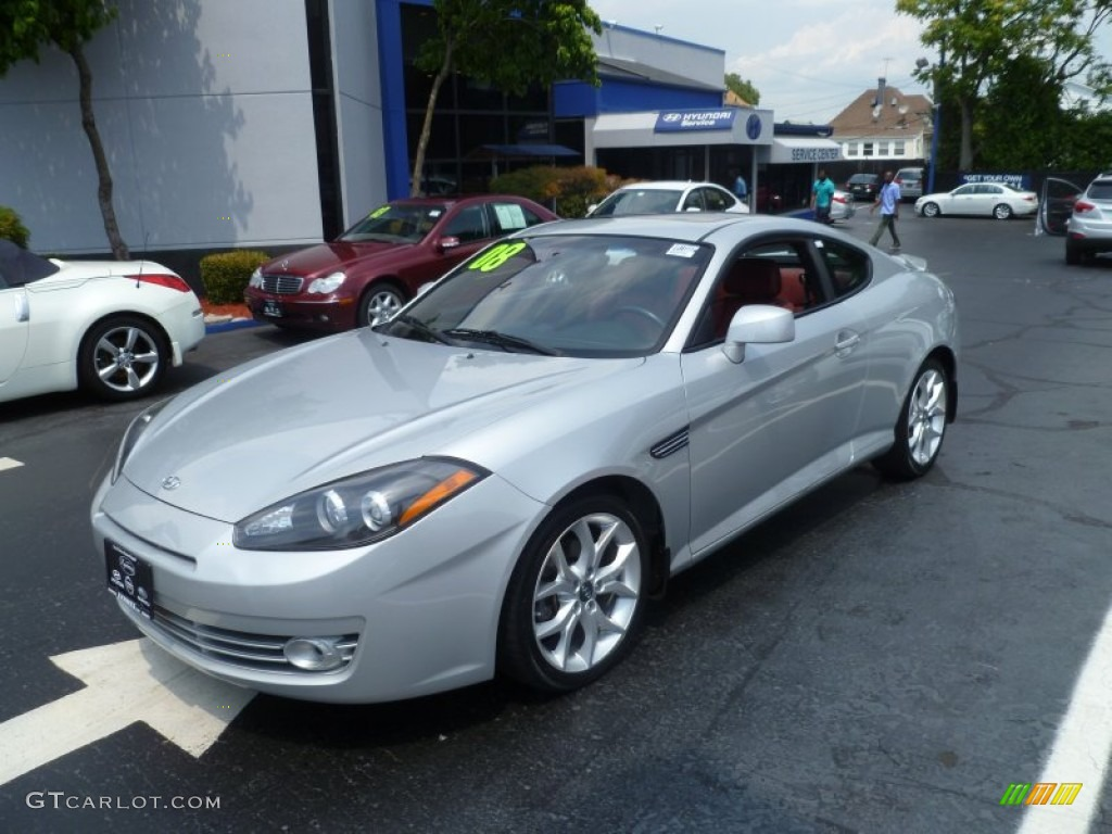 quicksilver 2008 hyundai tiburon gt limited exterior photo 67887118. Black Bedroom Furniture Sets. Home Design Ideas
