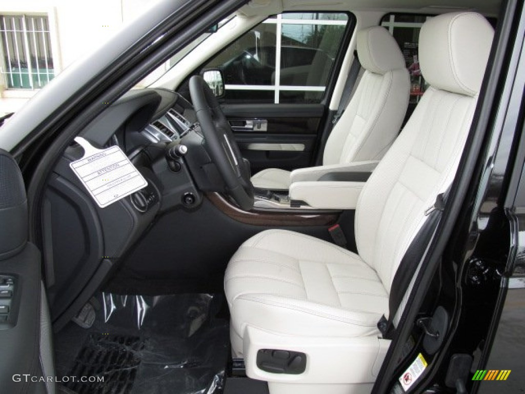 ivory ebony interior 2013 land rover range rover sport hse. Black Bedroom Furniture Sets. Home Design Ideas