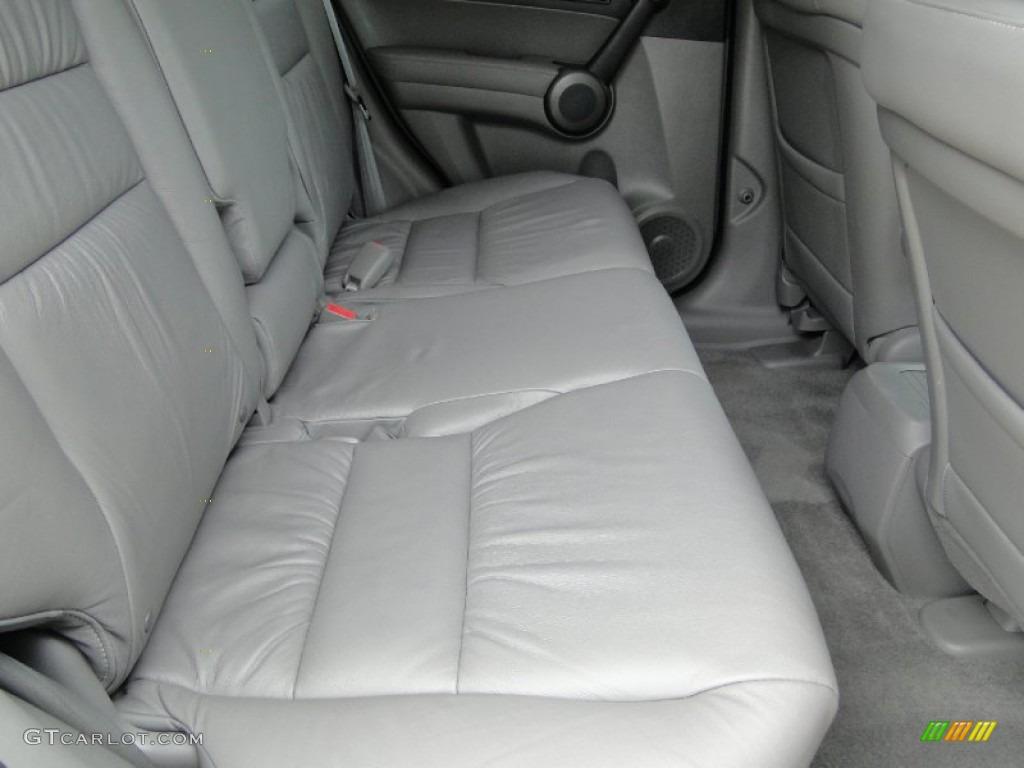 2011 CR-V EX-L 4WD - Glacier Blue Metallic / Gray photo #29