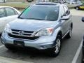 2011 Glacier Blue Metallic Honda CR-V EX-L 4WD  photo #36