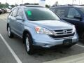 2011 Glacier Blue Metallic Honda CR-V EX-L 4WD  photo #37