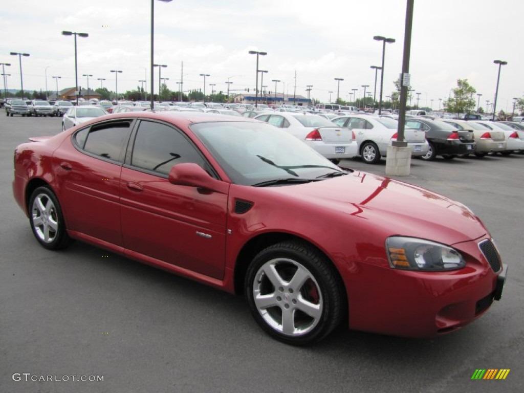 2008 crimson red pontiac grand prix gxp sedan 67901240 car color galleries. Black Bedroom Furniture Sets. Home Design Ideas