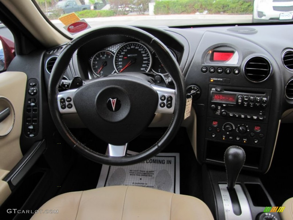 2008 pontiac grand prix gxp sedan cashmere dashboard photo 67909460