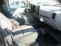 2012 Mocha Steel Metallic Chevrolet Silverado 1500 Work Truck Extended Cab 4x4  photo #10