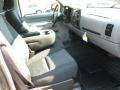 2012 Graystone Metallic Chevrolet Silverado 1500 LS Extended Cab 4x4  photo #10