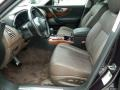 Chestnut Front Seat Photo for 2010 Infiniti FX #67925357