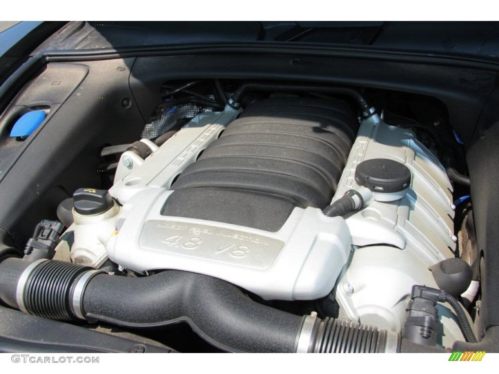 2008 Porsche Cayenne Gts 4 8l Dfi Dohc 32v Vvt V8 Engine Photo 67927562 Gtcarlot Com