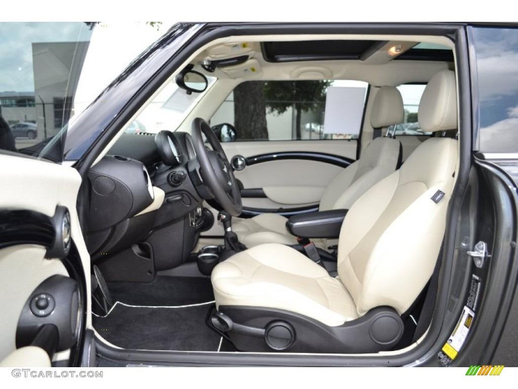 2011 Mini Cooper S Clubman Interior Photos