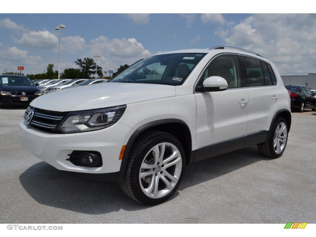 candy white 2013 volkswagen tiguan sel exterior photo 67930394. Black Bedroom Furniture Sets. Home Design Ideas