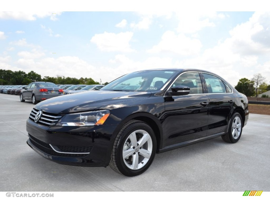 black 2013 volkswagen passat 2 5l se exterior photo 67931174. Black Bedroom Furniture Sets. Home Design Ideas