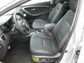 Black Front Seat Photo for 2013 Hyundai Elantra #67940456