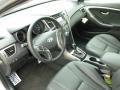 Black Prime Interior Photo for 2013 Hyundai Elantra #67940465