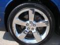 2009 Deep Water Blue Pearl Coat Dodge Challenger R/T  photo #35