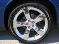2009 Deep Water Blue Pearl Coat Dodge Challenger R/T  photo #37