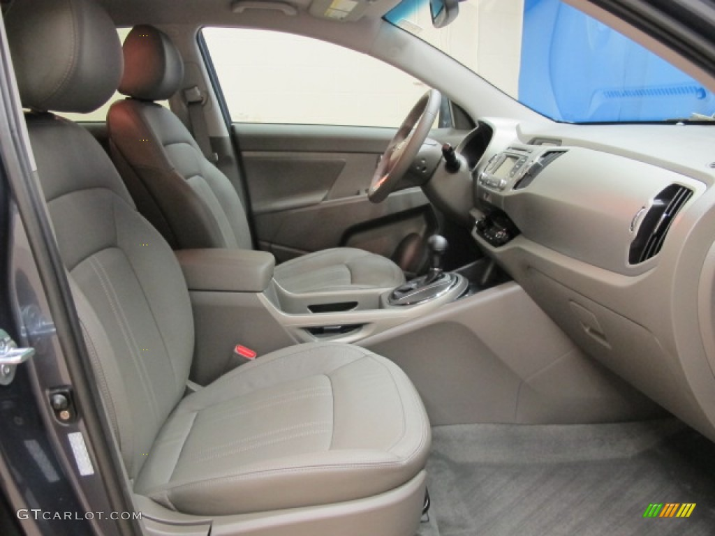 Alpine gray interior 2012 kia sportage ex photo 67945124 for Interior kia sportage