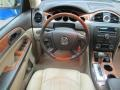 2008 Cocoa Metallic Buick Enclave CXL  photo #26