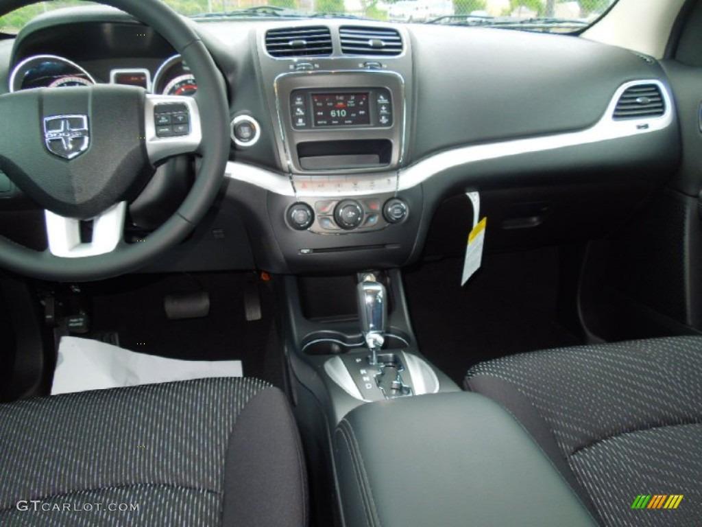 on 2010 Dodge Journey Interior