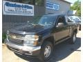 Black 2006 Chevrolet Colorado Regular Cab 4x4