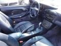 Metropol Blue Interior Photo for 2001 Porsche 911 #67950035