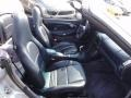 Metropol Blue Interior Photo for 2001 Porsche 911 #67950044