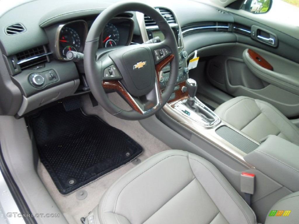 Jet Black Titanium Interior 2013 Chevrolet Malibu Eco Photo 67958630