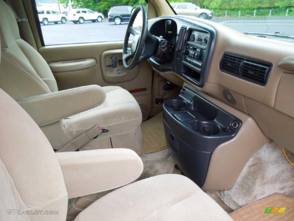2000 Chevrolet Express G1500 Passenger Conversion Van Interior Photo 67958771