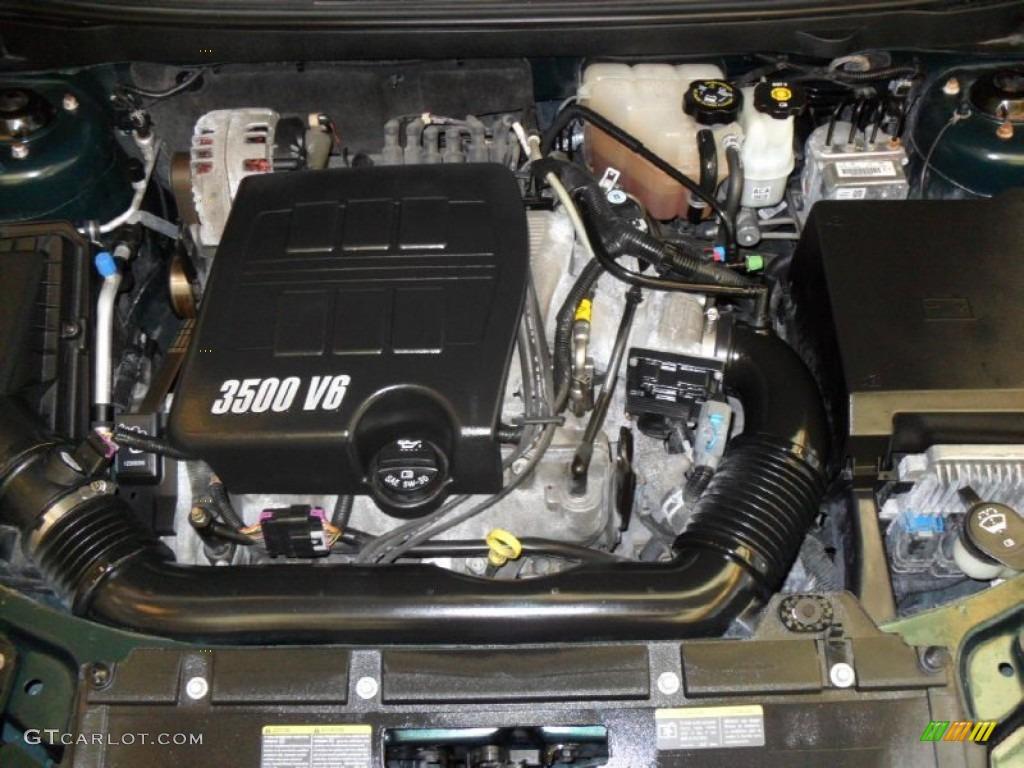 2006 Pontiac G6 V6 Sedan 3 5 Liter Ohv 12 Valve V6 Engine