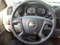 2012 Black Chevrolet Silverado 1500 Work Truck Regular Cab 4x4  photo #18