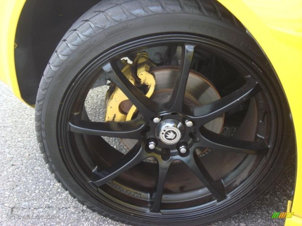 2007 Pontiac G5 Standard G5 Model Custom Wheels Photo
