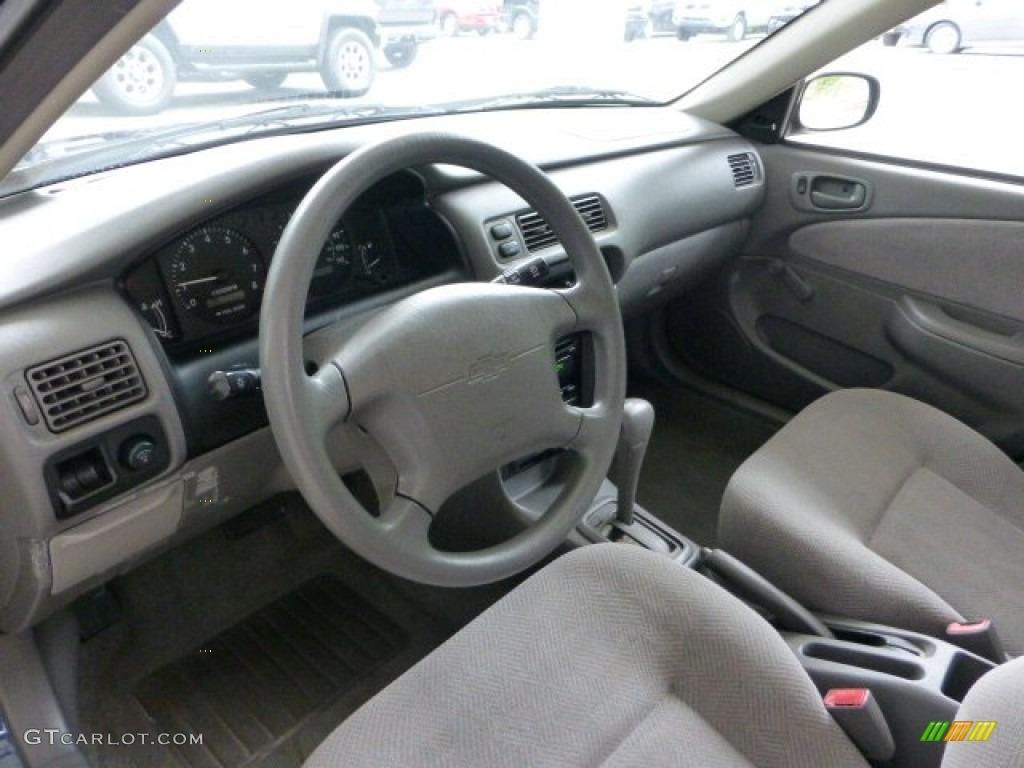 1999 chevrolet prizm standard prizm model interior color photos