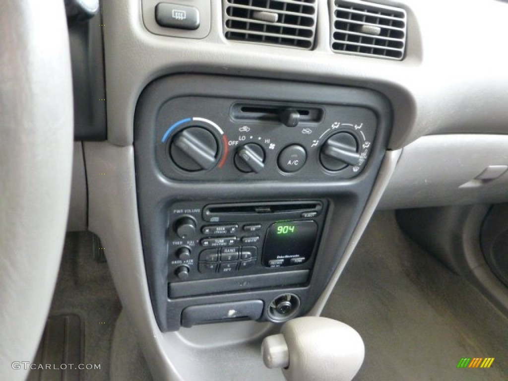 1999 chevrolet prizm standard prizm model controls photos gtcarlot com