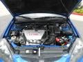 2006 Vivid Blue Pearl Acura RSX Type S Sports Coupe  photo #29