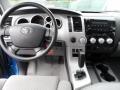 2008 Blue Streak Metallic Toyota Tundra SR5 TRD Double Cab 4x4  photo #33