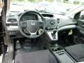 2012 Crystal Black Pearl Honda CR-V EX 4WD  photo #12