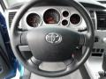 2008 Blue Streak Metallic Toyota Tundra SR5 TRD Double Cab 4x4  photo #38