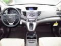 2012 White Diamond Pearl Honda CR-V EX  photo #4