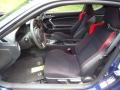 2013 FR-S Sport Coupe Black/Red Accents Interior