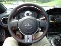 2013 FR-S Sport Coupe Steering Wheel