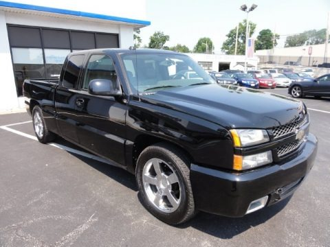2005 chevrolet silverado 1500 ss extended cab 4x4 data. Black Bedroom Furniture Sets. Home Design Ideas