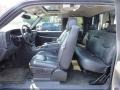 Dark Charcoal Interior Photo for 2005 Chevrolet Silverado 1500 #67999369